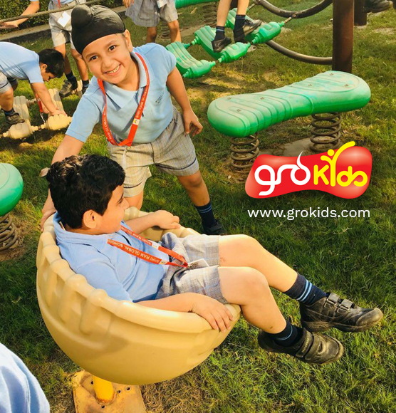 Best Outdoor Play Equipment Manufacturer in Delhi NCR