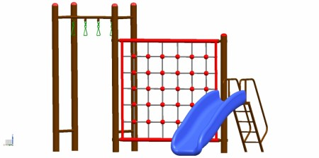 Best 3 In 1 Combo Set  - Park SeriesManufacturer in Delhi NCR