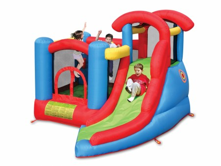 Best 7 In 1 Play Centre - Inflatables Manufacturer in Delhi NCR