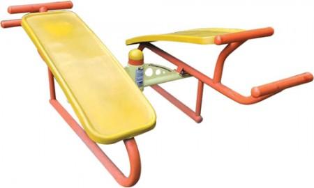 Best Abdominal Board Double - Outdoor Open Gym Equipments Manufacturer in Delhi NCR
