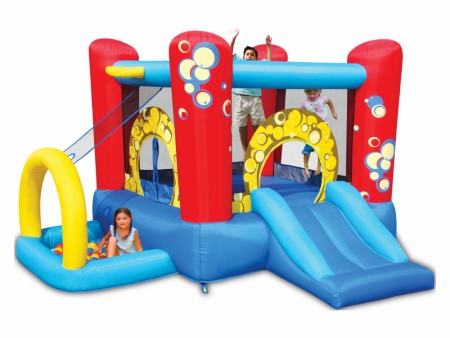 Bubble 4 In 1 Playcenter  Delhi NCR