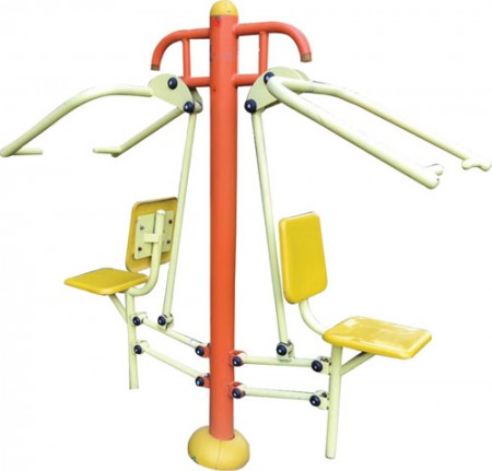 Best Chest Press - Outdoor Open Gym Equipments Manufacturer in Delhi NCR
