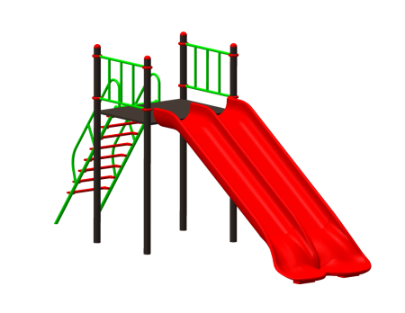 Best Double Wave Slide Manufacturer in Delhi NCR