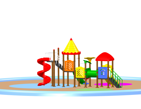 Best Dream Castle Playcentre - School Outdoor Play Equipments Manufacturer in Delhi NCR
