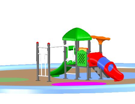 Best Fun Playcentre - School Outdoor Play Equipments Manufacturer in Delhi NCR