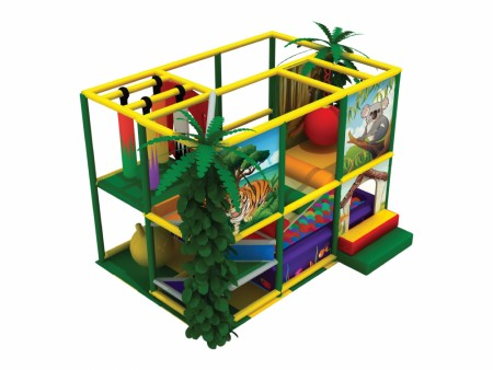 Indoor Soft Play Centre Series Slides Delhi NCR
