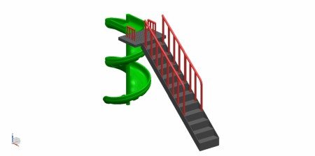 Best Jumbo Spiral Slide - Slides Manufacturer in Delhi NCR