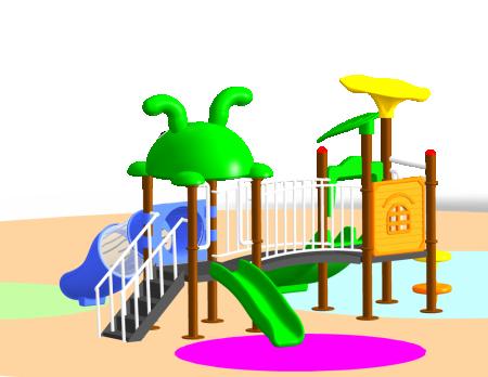 Best Jungle Playcentre - School Outdoor Play Equipments Manufacturer in Delhi NCR