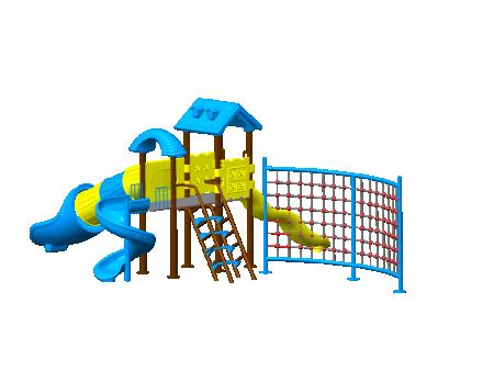 Best Kids Super Playzone - School Outdoor Play Equipments Manufacturer in Delhi NCR