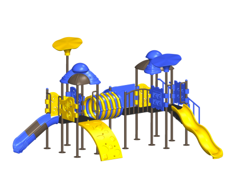 Best Kids Ufo Playcentre - Pre-School Outdoor Play Equipments Manufacturer in Delhi NCR