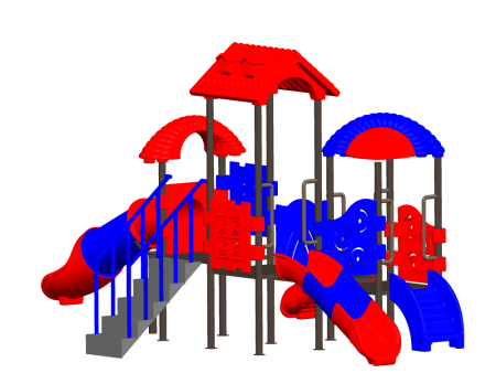 Best Kids Zone Playcentre - Pre-School Outdoor Play Equipments Manufacturer in Delhi NCR