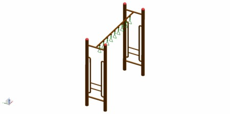Best Loop Rung - Park Series Manufacturer in Delhi NCR