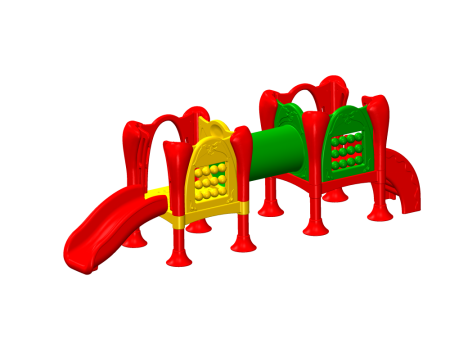 Best Maxi Combo Playcentre - Pre-School Outdoor Play Equipments Manufacturer in Delhi NCR