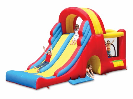 Best Mega Slide Combo - Inflatables Manufacturer in Delhi NCR