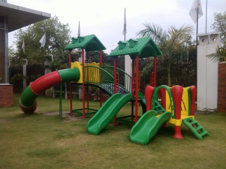 Pre-School Outdoor Play Equipments