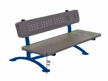 Best Park Bench Manufacturer in Delhi NCR