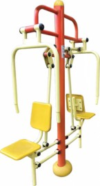 Best Seated Puller - Outdoor Open Gym Equipments Manufacturer in Delhi NCR
