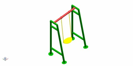 Best Single Seater Swing Manufacturer in Delhi NCR