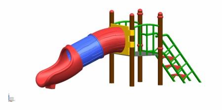 Best Slide 3 Pcs Tunnel - Slides Manufacturer in Delhi NCR