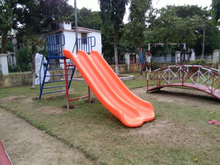Slides Pre-School Outdoor Play Equipments Delhi NCR