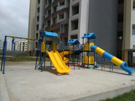 Swings Outdoor Open Gym Equipments Delhi NCR
