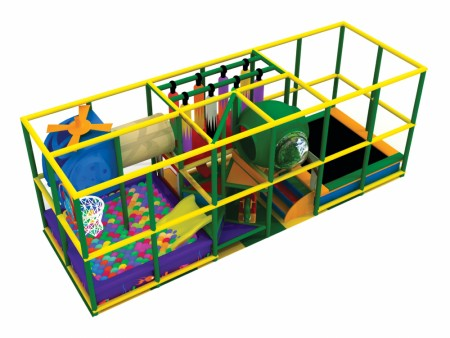 Best The Centertainer - Indoor Soft Play Centre Series Manufacturer in Delhi NCR