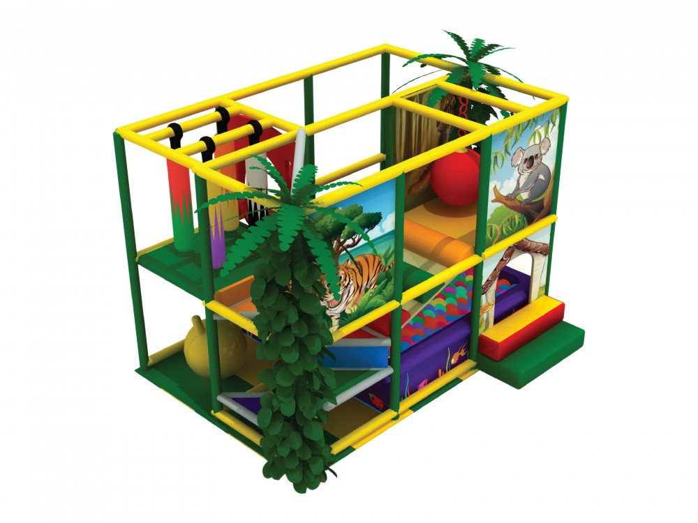 Indoor Soft Play Centre Series