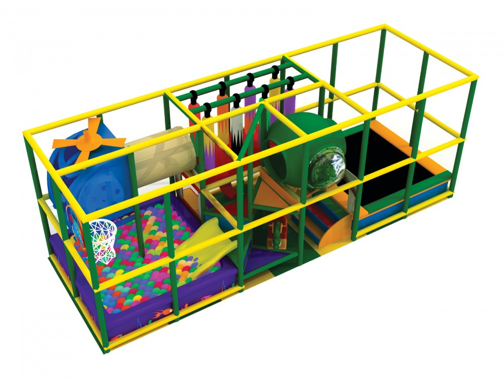 Indoor Soft Play Centre for kids