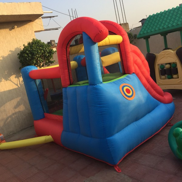 Playground Inflatable Play equipment