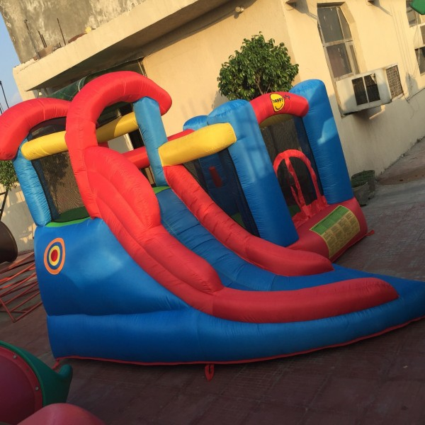 Inflatable Play equipment for Parks