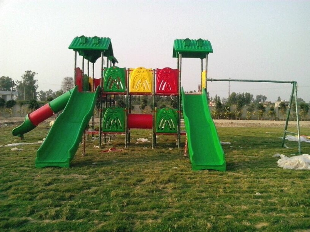 School Outdoor Play Equipments