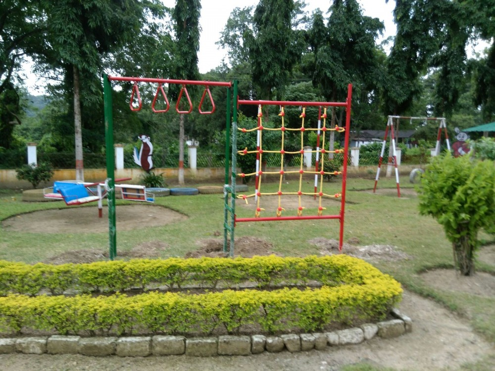 Play Equipment for Parks