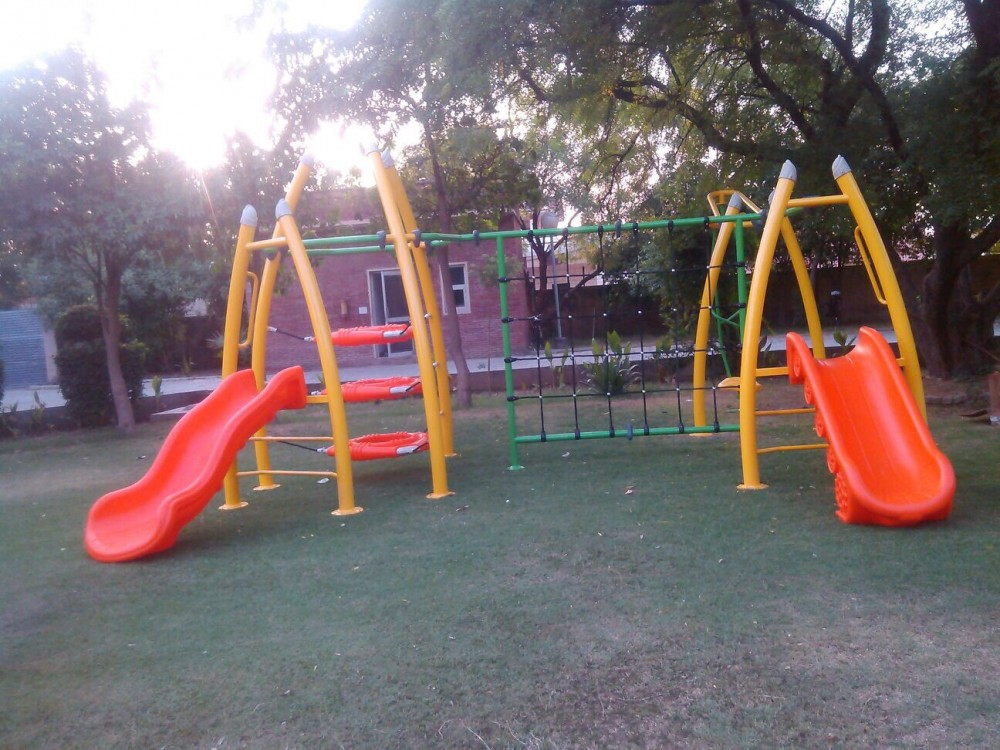 Scrambler Play Equipments for outdoors