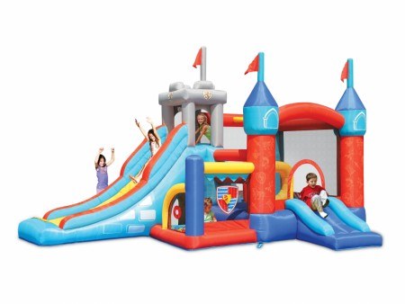 13 In 1 Bouncing Castle - Inflatables in Delhi NCR