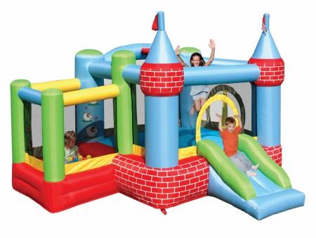 Castle Bouncer & Ballpit - Inflatables in Delhi NCR