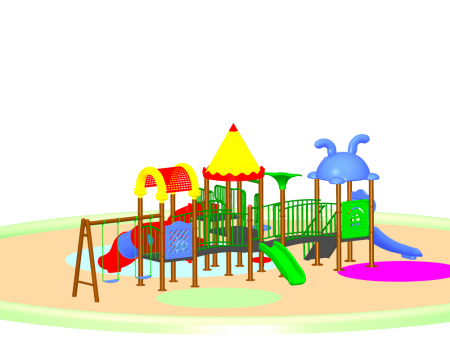 Circus Playcentre - School Outdoor Play Equipments in Delhi NCR