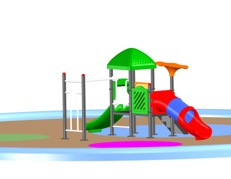 Fun Playcentre - School Outdoor Play Equipments in Delhi NCR