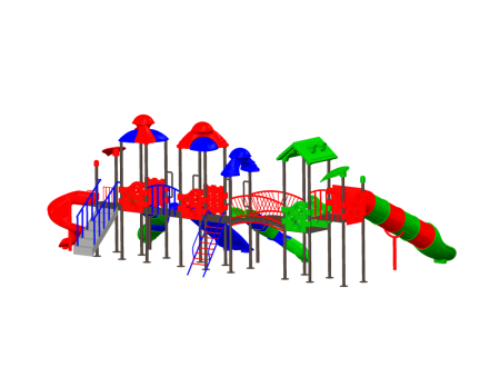 Jumbo Adventure Centre - School Outdoor Play Equipments in Delhi NCR