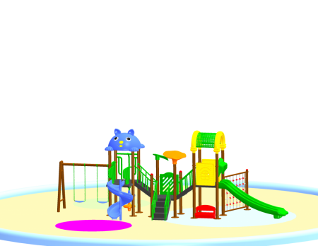 Best Jumbo Galaxy Centre  - School Outdoor Play EquipmentsManufacturer in Delhi NCR