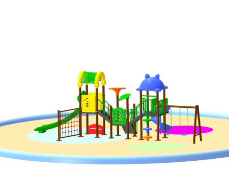 Jumbo Galaxy Centre - School Outdoor Play Equipments in Delhi NCR