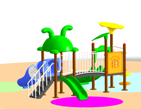 Best Jungle Playcentre  - School Outdoor Play EquipmentsManufacturer in Delhi NCR