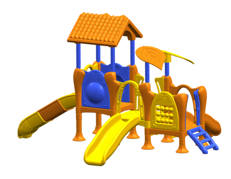 Kids Palace Playcentre - Pre-School Outdoor Play Equipments in Delhi NCR