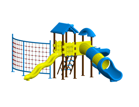 Kids Super Playzone - School Outdoor Play Equipments in Delhi NCR