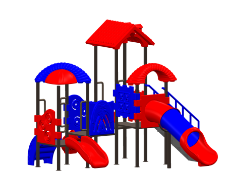 Kids Zone Playcentre - Pre-School Outdoor Play Equipments in Delhi NCR
