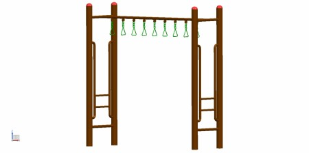 Best Loop Rung  - Park SeriesManufacturer in Delhi NCR
