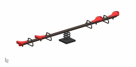 Spring See Saw 4 Seater - See Saw in Delhi NCR
