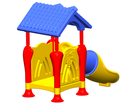 Villa Tube Playcentre - Pre-School Outdoor Play Equipments in Delhi NCR